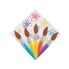 Artist-Party-Napkins-230