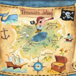 BoxedUpParty Awesome Treasure Hunt Ideas for Kids Parties Listing Image