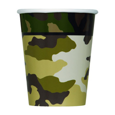 Camo-Military-Cup-230