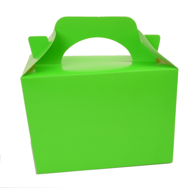 Green Food Box
