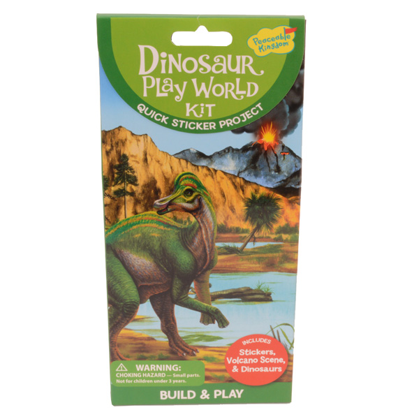 Dinosaur Playworld Kit