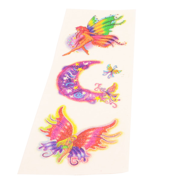 Fairy Glitter Tattoos