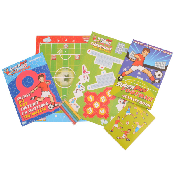Football Activity Pack