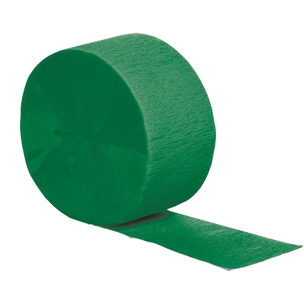 Green-Crepe-Streamer-600