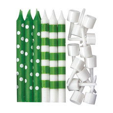 Green-Spots-Stripes-Candles-230