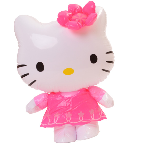 Inflatable Hello Kitty