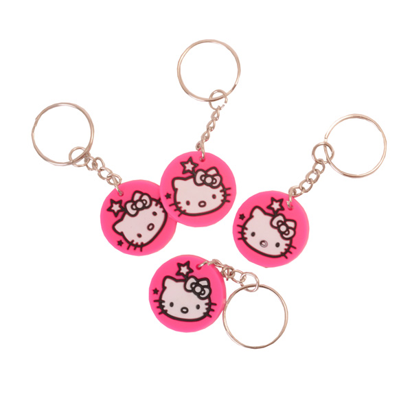 Hello Kitty Keyrings