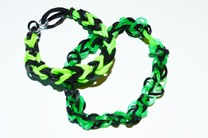 Minecraft-loombands