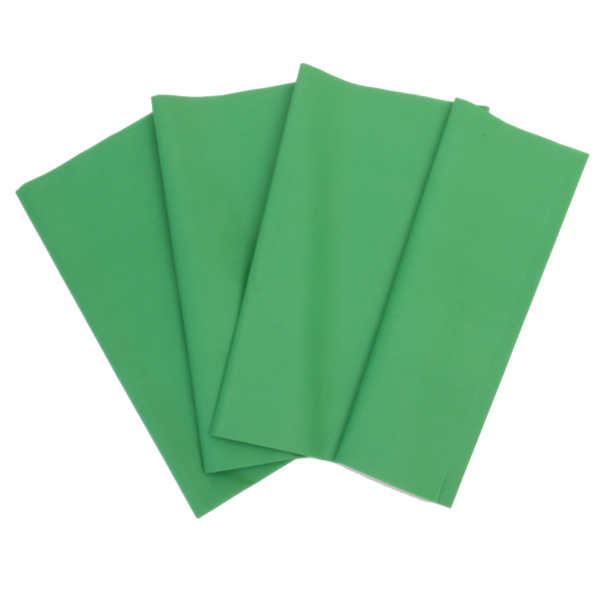 Green Plastic Party Tablecover