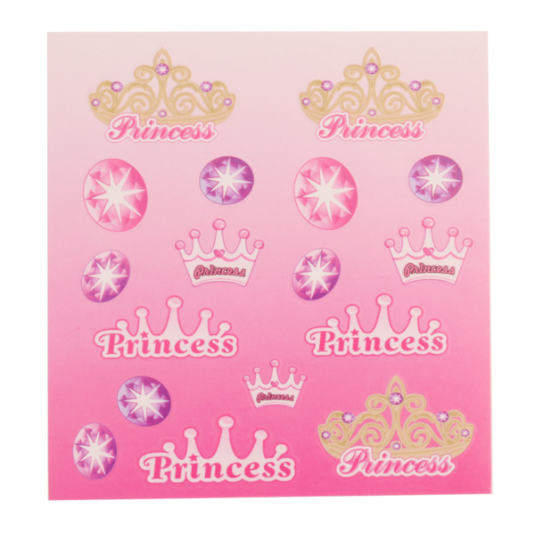 Princess Sticker Sheet