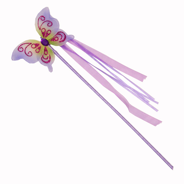 Ribboned Party Wand