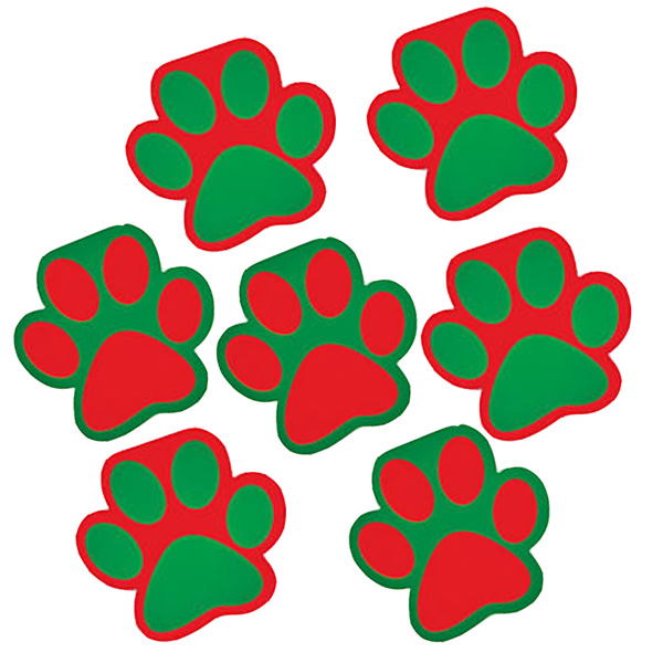 Paw-Print-Notepads-Green-And-red-600