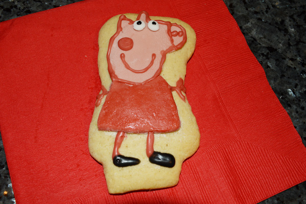 Peppa Pig Biscuit 1