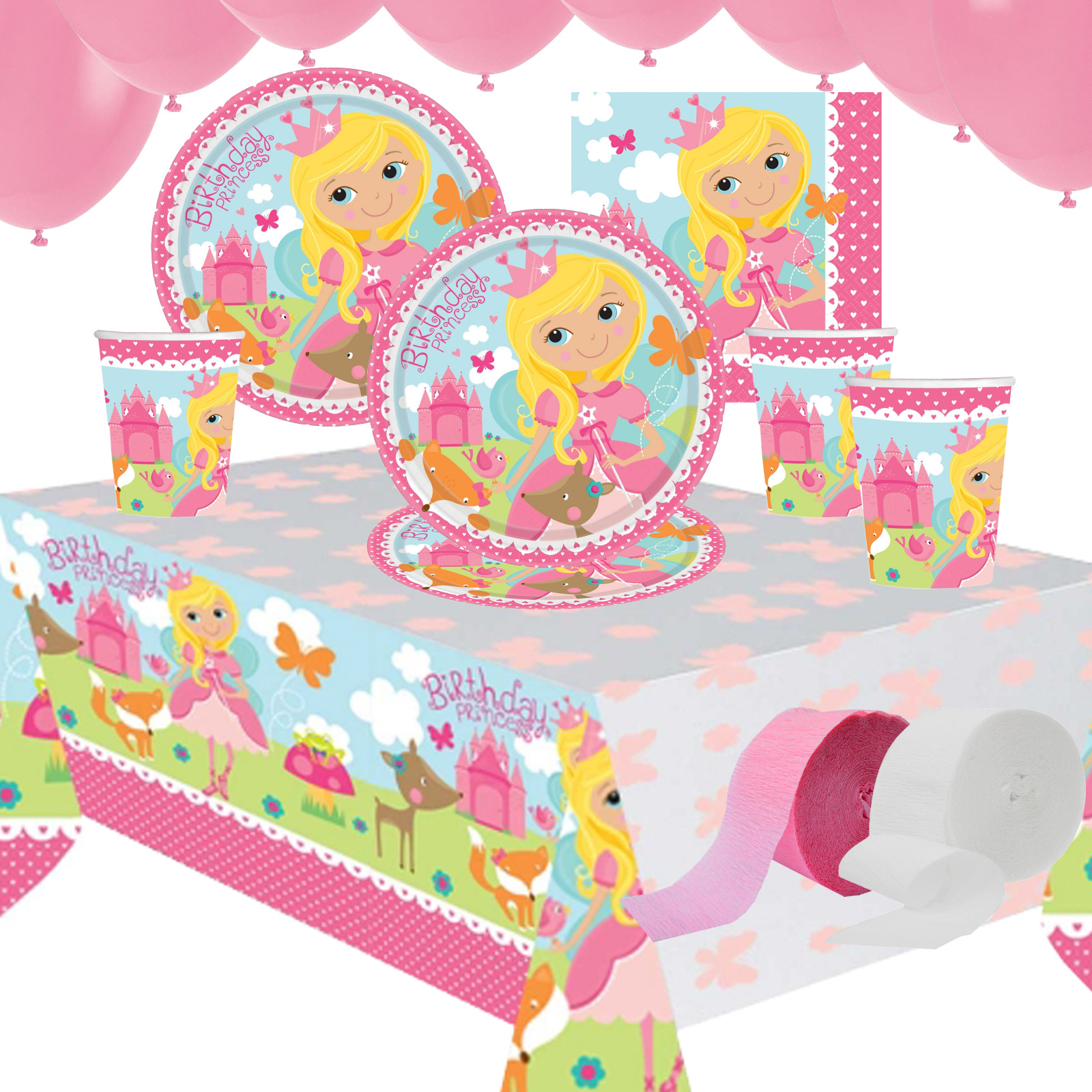 Woodland-Princess-Party-Kit-5