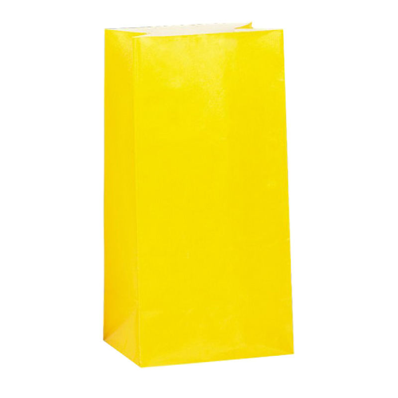 Yellow-Party-Bag