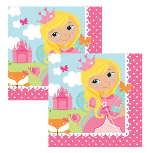 Woodland-Princess-Napkins