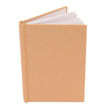 Natural Paper Notebook A7
