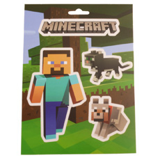 Minecraft Pets Sticker Pack