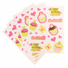 Sweet Treats Stickers