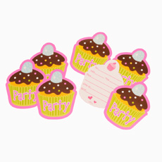 Sweet Treats Invitation