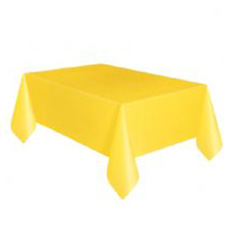 yellow-tablecover